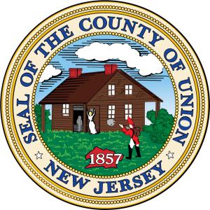Union Co NJ seal Hannah Caldwell